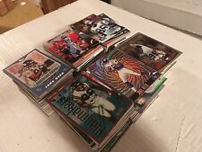 Lot of 500 Jake Reed football cards from the Minnesota Vikings