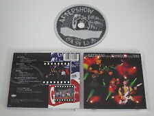 JOE SATRIANI, ERIC JOHNSON, STEVE VAI/G3 - LIVE CON.(EPIC EPC 487539 2) CD ALBUM