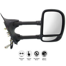 New Passenger/Right Single Swing Type Towing Mirror for Ford F-250 Super Duty