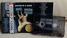 System Of A Down  Tape  Cassette  Ukraine