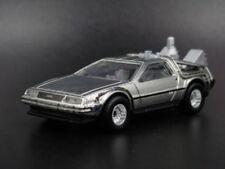 Articoli di modellismo statico in argento Scala 1:64 DeLorean