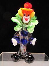 MURANO ART GLASS CLOWN (504)