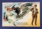 Vintage 1908 1910 Nash Halloween Postcard