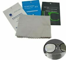 Nuovo Materiale Ant -fog Occhiali Panno Riutilizzabile Avanzato Nano Microfibra