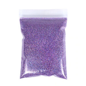 10g Ultra Fine Glitter Dust Powder Holographic Iridescent Body Nail Art Craft