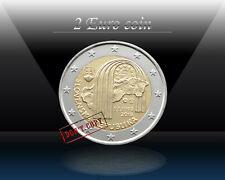 SLOVAKIA 2 EURO 2018 ( 25th anni of Slovak Republic) Commemorative coin *UNC