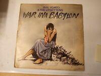 Max Romeo & The Upsetters – War Ina Babylon Vinyl LP 1976