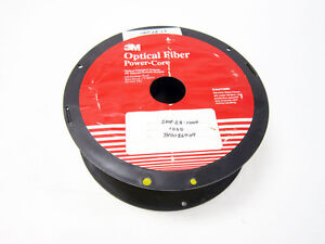 3M POWER-CORE OPTICAL FIBER OPTIC CABLE LINE 1000 METER 1 KM SMF28 SMF-28