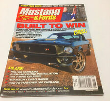 Mustang and Fords Magazine - June 2007