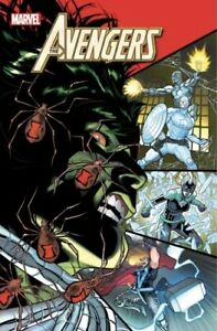 AVENGERS #47 - WORLD WAR SHE-HULK (Marvel, 2021, First Print)