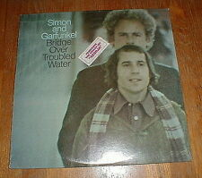 "SIMON & GARFUNKEL ""Bridge Over Troubled Water"" LP SEALED w Cecilia STICKER NM-"