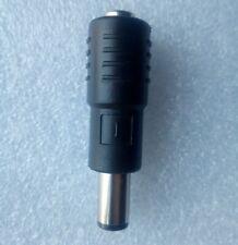Adaptateur connecteur DC prise femelle 5.5x2.1 et jack mâle 7.4x5.0 mm .B42.1.22