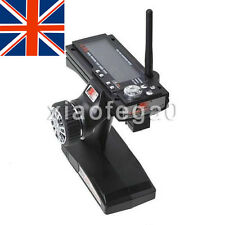 FS-GT3B  FLYSKY 2.4G 3CH Gun Transmitter With Receiver For RC Car UK Free Ship!