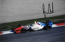 Oliver Rowland SIGNED Fortec Motorsport Dallara , Formula Renault 3.5  2014