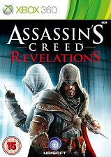 Attentäter Creed Revelations Xbox 360