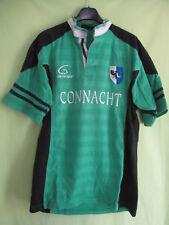 Maillot Rugby Connacht Irlande province Jersey Celtic Vintage Shirt vert - S