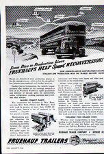 1946 FRUEHAUF TRAILERS AD- DOEHLER-JARVIS CORP