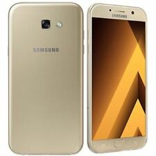 SAMSUNG Galaxy A7 A720F-DS 32GB Dual SIM 2017 Ver Unlocked Gold Sand