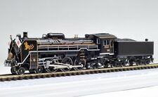 Microace a9614 c59 japanese steam locomotive, n scale, ships from USA