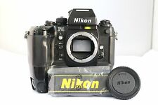 Excellent. Nikon F4E SLR Film Camera Body w/MB-23 from Japan