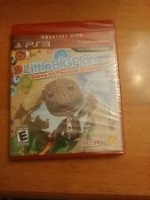 Little Big Planet Game of The Year Edition Play Station 3 PS3