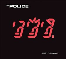 Ghost in the Machine by The Police (CD, Nov-1983, A&M (USA))