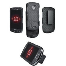 Samsung Droid Charge Shell/Holster Combo W/ Kickstand