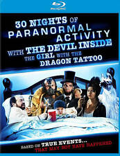 30 Nights of Paranormal Activity With the Devil Inside the Girl With the...