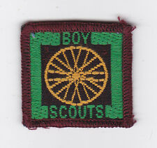 1960's AUSTRALIA SCOUTS - SENIOR SCOUT (SS) DISPATCH RIDER PROFICIENCY Badge
