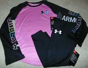 ~NWT Girls UNDER ARMOUR Outfit! Size 6/YXS Super Cute:)!