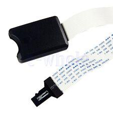 TF Micro SD auf SD Karte Verlängerungskabel Adapter Flexible Extender für GPS ER