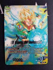 SS Gogeta, the Unstoppable - Dragon Ball Super Card Game NM/M P-091 PR