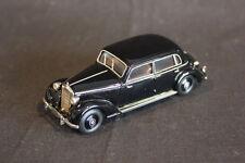 Tin Wizard Mercedes-Benz 230 W153 1938 1:43 Black (JS)