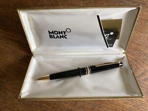 MONTBLANC Meisterstuck 165 Mechanical Pencil 0.5mm w/ Case