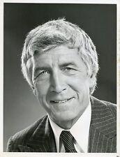 PATRICK O'NEAL SMILING PORTRAIT KAZ TV SHOW ORIGINAL 1978 CBS TV PHOTO
