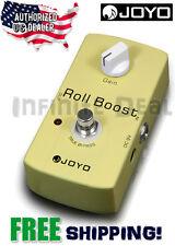 JOYO JF-38 Roll Boost Guitar Effects Pedal True Bypass Stompbox US Dealer
