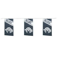AFL Carlton Blues Bunting Flag 5m Hanging Flags Party Decorations