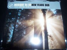 Musique Vs U2 New Years Dub Australian CD Single
