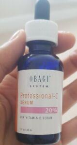 Obagi vitamin c serum 20%