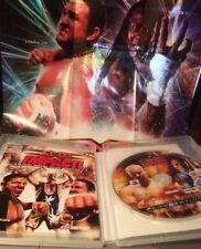 SONY PS3 ~ TNA IMPACT ~ TOTAL NON STOP ACTION WRESTLING ~ {COMPLETE incl POSTER}