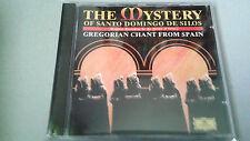 "GREGORIAN CHANT FROM SAPIN ""THE MYSTERY OF SANTO DOMINGO DE SILOS"" CD 22 TRACKS"