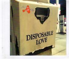 (HL195) Alex Larke, Disposable Love EP - 2017 DJ CD