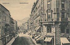 35293/60- Innsbruck  Anichstrasse  Tirol 1921