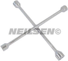 35.6cm CROSS SPIDER clé en croix Clé plate - Prise 17 mm 19 mm 21 mm 23 mm