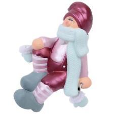 Figuritas de Navidad cerámica color principal multicolor
