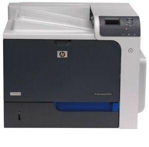 NEW (open box) HP LaserJet Enterprise M750dn Laser Printer only 56 page count