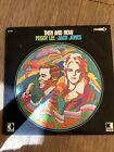Peggy Lee & Jack Jones / Then and Now - Vinyl LP Album Record- Decca - DL-743728 photo