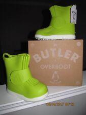 Butler Emperor - Kids Overboot Rain Boot - Green - size 12