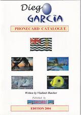 DIEGO GARCIA  CATALOGUE ,  NEW