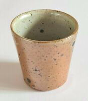 Barn Pottery-Moretonhampstead-Devon-Wood Fired-'Beaker'-Excellent Condition.